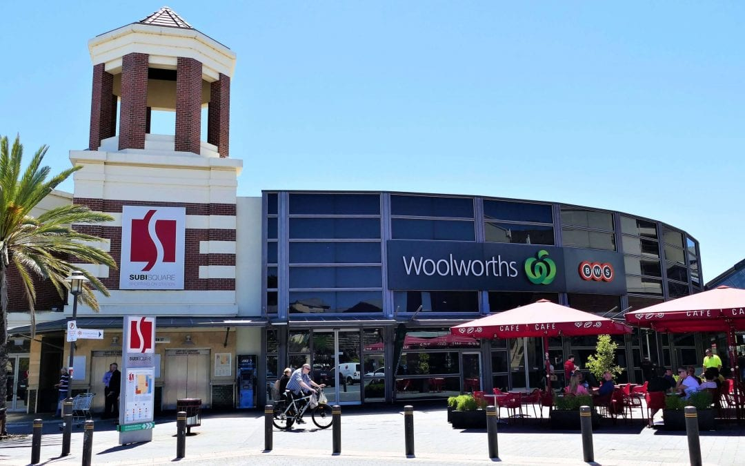 Grocery Shops in Subiaco
